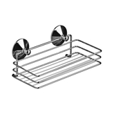 Picture of SUCTION FIXING WITH CHROME FINISH CADDY RACK STORAGE UNIT