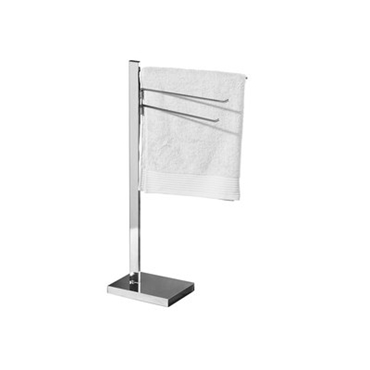 Picture of 3 ARM CHROME TOWEL STAND