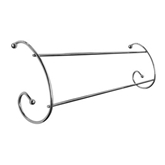 Picture of SET OF 2 CHROME TWIN RAIL RADIATOR AIRERS