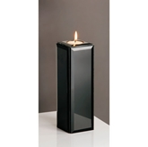 Picture of BLACK LARGE TEALIGHT CANDLE LIGHT HOLDER HOME LIVING BED ROOM