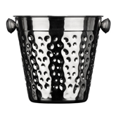 Picture of HAMMERED EFFECT STAINLESS STEEL ICE BUCKET