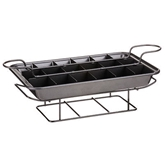 Picture of NON STICK LOOSE BASE BROWNIE PAN SET