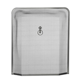 Picture of BLACK WITH NICKEL FIRE SCREEN PROTECTOR