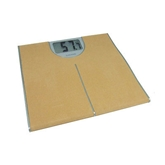 Picture of SALTER CAMEL COLOUR ELECTRONIC BATHROOM SCALES
