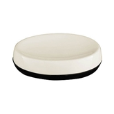 Picture of NATURAL AND BLACK CERAMIC KITCHEN BATHROOM UTILITY SOAP DISH