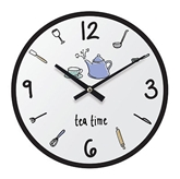 Picture of MDF Doodle Wall Clock