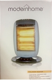 Picture of Modernhome 1200W Portable Halogen Heater 3 Heat Level