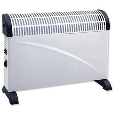 Picture of Convector 2000W Portable Heater With Fan 3 Heat Level