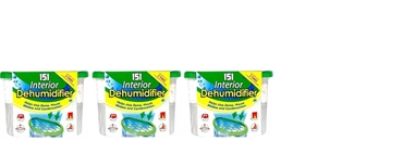 Picture of Set of 3 Unscented Interior Dehumidifier
