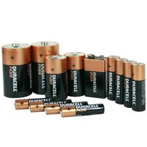 Picture for category Single Use Batteries
