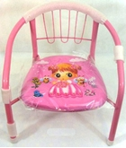 Picture of KIDS CHILDREN INDOOR OUTDOOR COMFORTABLE CHAIR PINK