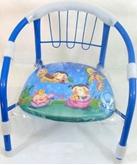 Picture of KIDS CHILDREN INDOOR OUTDOOR COMFORTABLE CHAIR BLUE