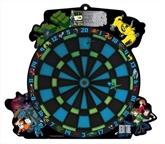 Picture of BEN 10 DART GAME ULTIMATE ALIEN DART BOARD 3D DESIGN