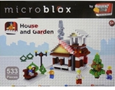 Picture of 533 PIECES MICRO BLOX & GARDEN CONSTRUCTION BLOCKS FOR KIDS