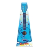 "Picture of MUSICAL WOODEN GUITAR INSTRUMENT 23"" BLUE"