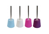 Picture of Wham Toilet Brush & Holder Plastic set Bathroom Essential Available in 4 Colours