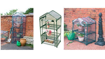Picture of Kingfisher Gardening Green House 2 Tier 3 Tier 5 Tier Perfect for Growing Plants
