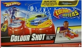 Picture of HOT WHEELS COLOUR SHIFTER OF CARS WITH ONE CAR & 5 STYLES FOR KIDS 3+