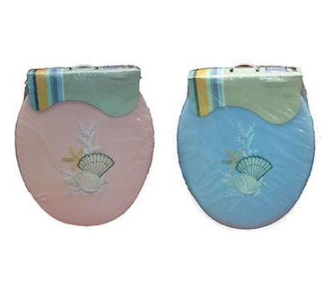 Picture of Soft Adult Toilet Seat Bathroom Design Essential Easy Assemble Light Weight New