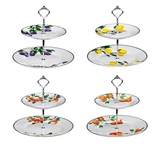 Picture of New Modern Stylish Cake Stand In 4 Different Style Ideal For Wedding Parties