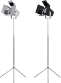 Picture of Spotlight Floor Lamp Made Of Quality Metal In Two Colors 40W