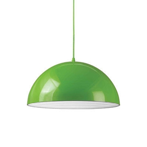 Picture of Mars Pendant Light  E27 Edison Screw 60 Watt (Lime Green)