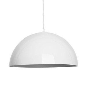 Picture of Mars Pendant Light  E27 Edison Screw 60 Watt (White)