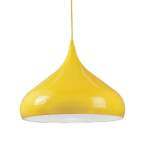 Picture of Aerial Pendant Light  E27 Edison Screw 60 Watt (Yellow)