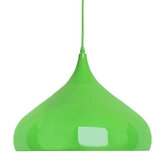 Picture of Aerial Pendant Light  E27 Edison Screw 60 Watt (Lime Green)