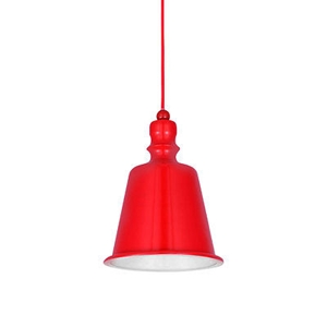 Picture of Pagoda Pendant Light E27 Edison Screw 60Watt (Red)