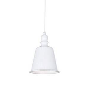 Picture of Pagoda Pendant Light E27 Edison Screw 60Watt (White)