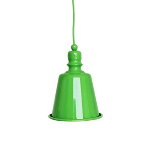 Picture of Pagoda Pendant Light E27 Edison Screw 60Watt (Lime Green)