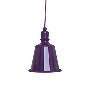 Picture of Pagoda Pendant Light E27 Edison Screw 60Watt (Purple)