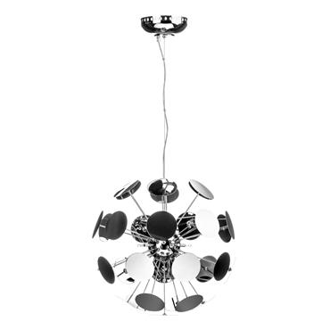 Picture of Contemporary Disc Pendant Light (small)