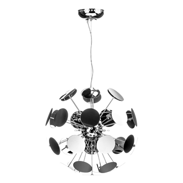 Picture of Contemporary Disc Pendant Light (large)