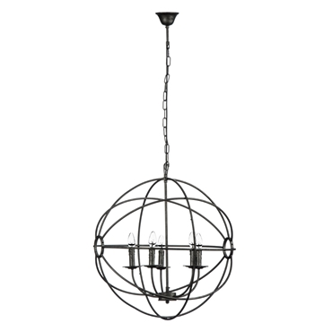 Picture of Orbital Pendant Light 5 Arm