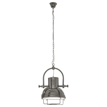 Picture of Industrial Revolution Pendant Light Chrome