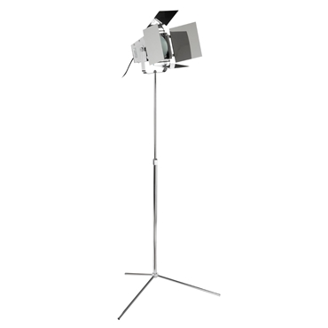 Picture of Spotlight Floor Lamp Chrome