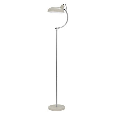 Picture of Vermont Floor Lamp Clay Colour / Chrome