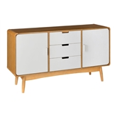 Picture of Malmo Sideboard 2 Door / 3 Drawers