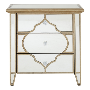 Picture of Medina Mirrored Cabinet
