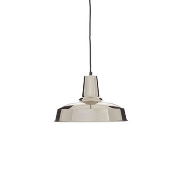 Picture of New Foundry Deep Plate Iron Pendant Light