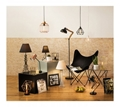 Picture of Beacan Copper Metal Wire Pendant Light