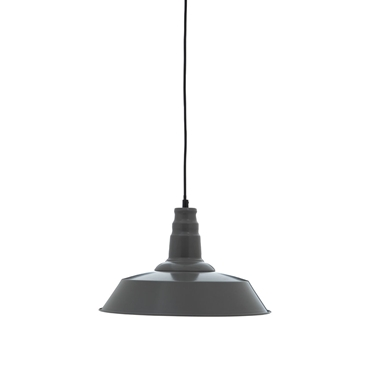 Picture of Brant Grey Metal Pendant Light