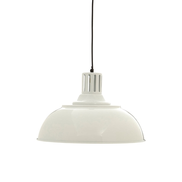 Picture of Brook White Metal Pendant Light