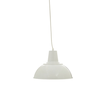 Picture of Bryen White Metal Pendant Light