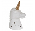 Picture of Kids Unicorn with Gold Horn Night Light
