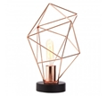 Picture of Wyra Copper Finish Table Lamp