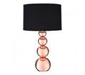 Picture of Cameo Black Shade / EU Plug Touch Lamp
