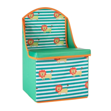 Picture of Children's Lion Storage Box & Seat